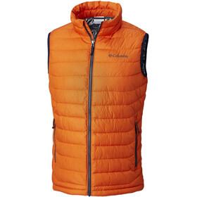 Columbia Powder Lite Vest Men Backcountry Orange